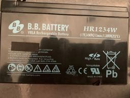 AVR850 original battery